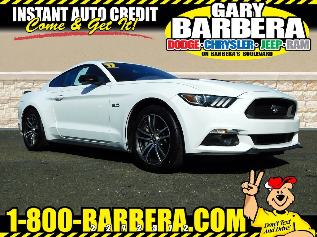 Pre owned 2017 fordmustang gt