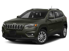 2019 Jeep Cherokee ALTITUDE FWD Sport Utility Front-wheel Drive