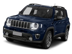 2019 Jeep Renegade ALTITUDE 4X2 Sport Utility Front-wheel Drive