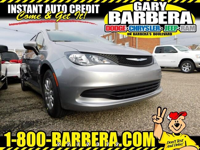 2019 Chrysler Pacifica L Passenger Van Front-wheel Drive