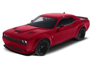 2019 Dodge Challenger GT Coupe Rear-wheel Drive