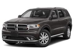 2019 Dodge Durango SXT AWD Sport Utility All-wheel Drive