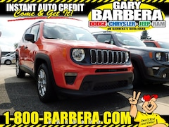 2019 Jeep Renegade SPORT FWD Sport Utility Front-wheel Drive