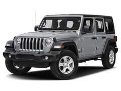 2019 Jeep Wrangler UNLIMITED SPORT 4X4 Sport Utility 4x4