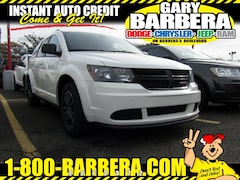 2018 Dodge Journey SE Sport Utility Front-wheel Drive