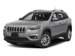 2019 Jeep Cherokee LATITUDE FWD Sport Utility Front-wheel Drive