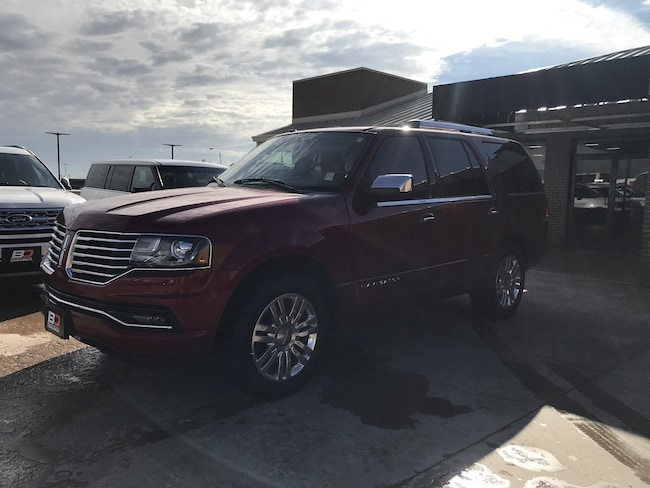 2015 Lincoln Navigator 4DR 4WD SELECT 4WD