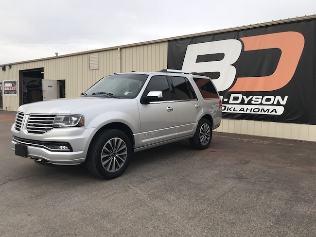 2015 Lincoln Navigator 4DR 2WD SELECT 2WD