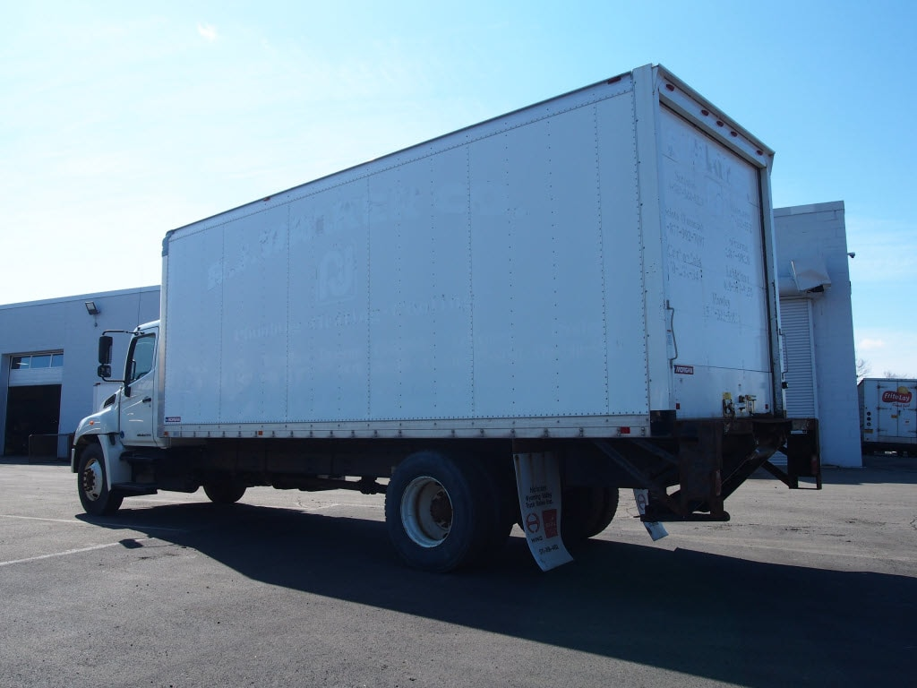 Used 2011 Hino 258/268 For Sale at Barber Ford of Exeter