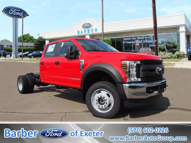2019 Ford Chassis Cab F-550 XL Truck Crew Cab