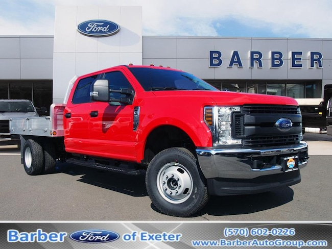 2019 Ford Chassis Cab F-350 XL Truck Crew Cab