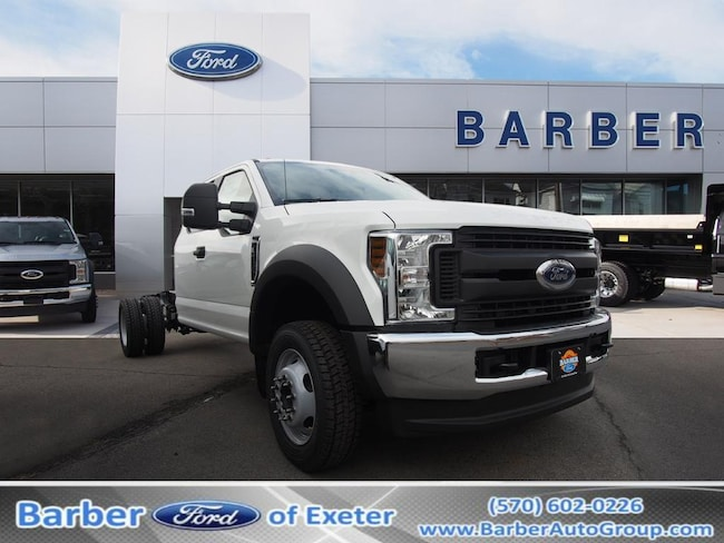 2019 Ford Chassis Cab F-550 XL Truck Super Cab