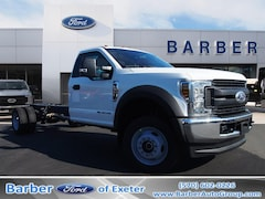 2019 Ford Chassis Cab F-550 XL Truck Regular Cab