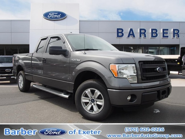 2014 Ford F-150 Super CAB Truck SuperCab Styleside