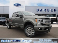 2019 Ford Superduty F-250 Limited Truck Crew Cab