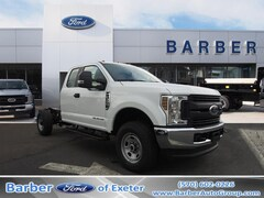 2019 Ford Chassis Cab F-350 XL Truck Super Cab