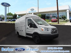 2018 Ford Transit Chassis Cutaway Truck