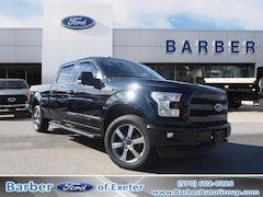 2016 Ford F-150 Supercrew Truck SuperCrew Cab