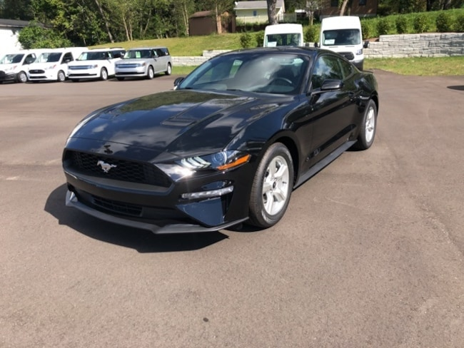New 2019 Ford Mustang Ecoboost Coupe For sale/lease Holland, MI