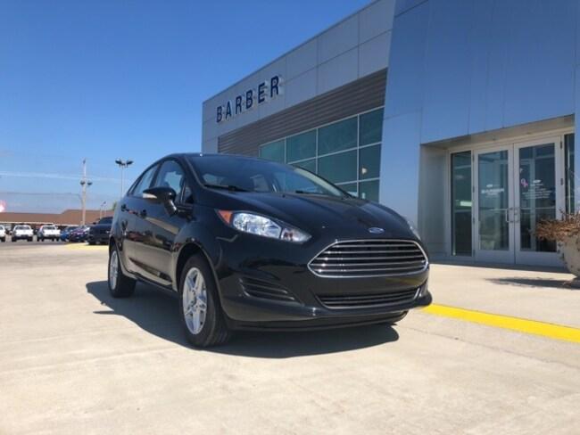 New 2018 Ford Fiesta SE Sedan For sale/lease Holland, MI
