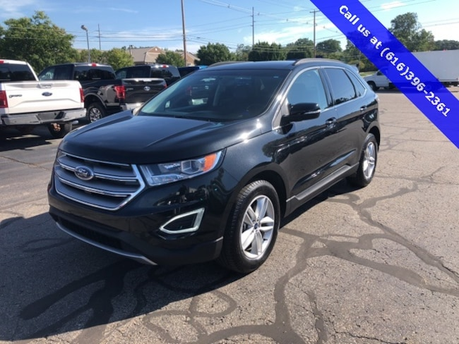 Used 2015 Ford Edge SEL SUV For Sale Holland, MI