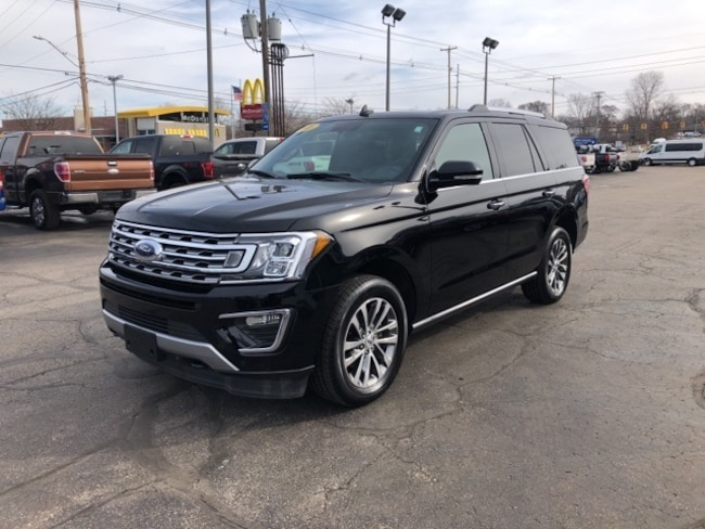 Used 2018 Ford Expedition Limited SUV For Sale Holland, MI