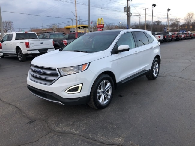 Used 2018 Ford Edge SEL SUV For Sale Holland, MI