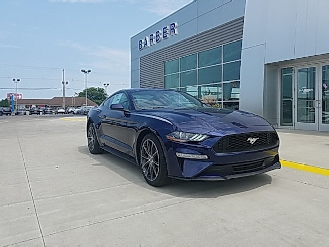 New 2018 Ford Mustang Ecoboost Coupe For sale/lease Holland, MI