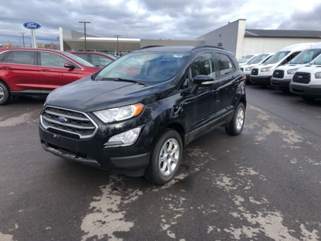 New 2018 Ford EcoSport SE SUV For sale/lease Holland, MI
