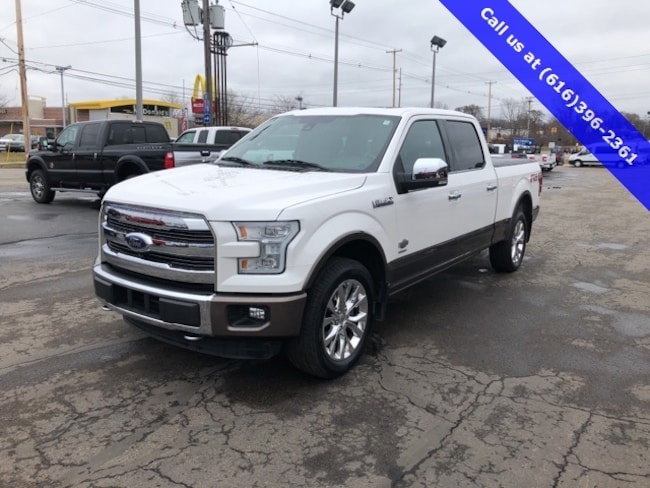 Used 2016 Ford F-150 King Ranch Truck For Sale Holland, MI