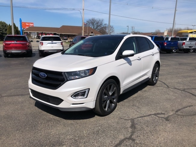 Used 2018 Ford Edge Sport SUV For Sale Holland, MI