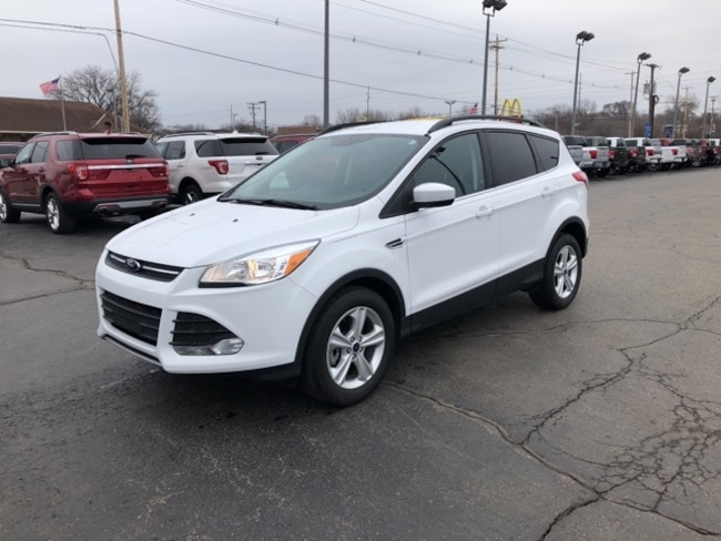 Used 2016 Ford Escape SE SUV For Sale Holland, MI