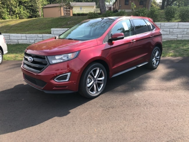 New 2018 Ford Edge Sport SUV For sale/lease Holland, MI