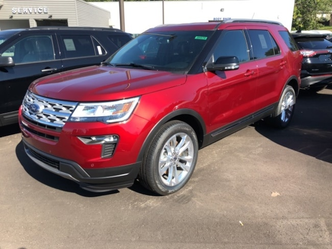 New 2018 Ford Explorer XLT SUV For sale/lease Holland, MI