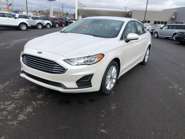 New 2019 Ford Fusion SE Sedan For sale/lease Holland, MI