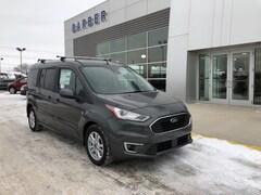 2019 Ford Transit Connect Titanium Wagon