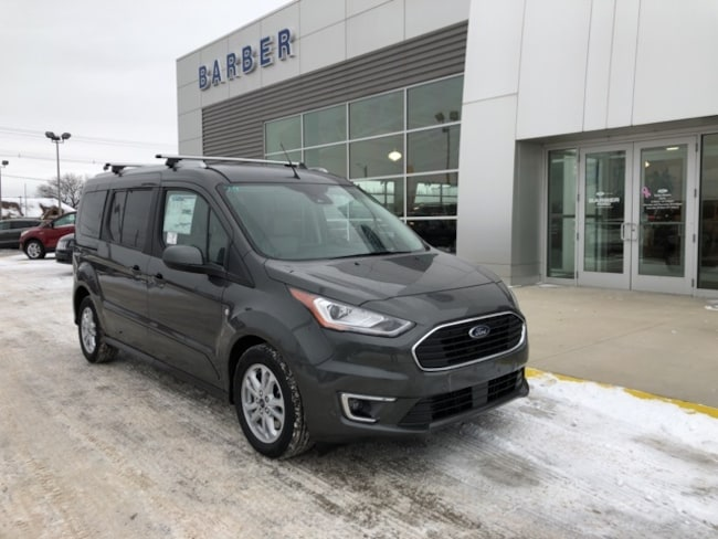 New 2019 Ford Transit Connect Titanium Wagon For sale/lease Holland, MI