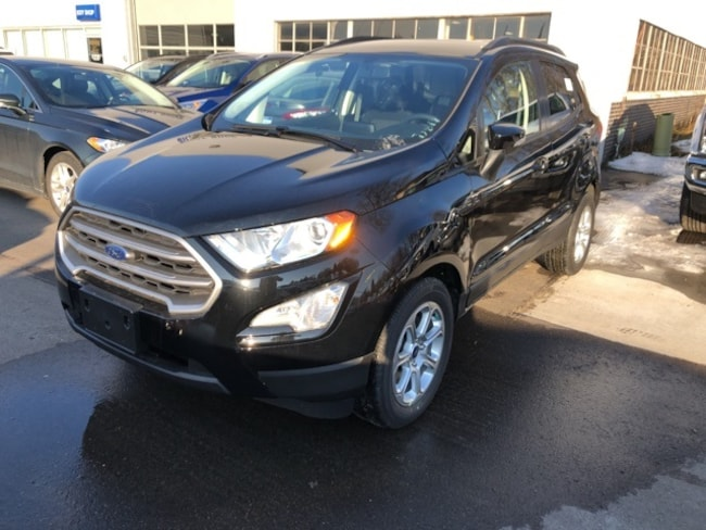 New 2019 Ford EcoSport SE SUV For sale/lease Holland, MI
