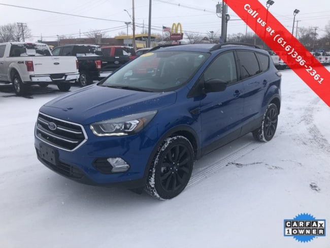 Used 2017 Ford Escape SE SUV For Sale Holland, MI