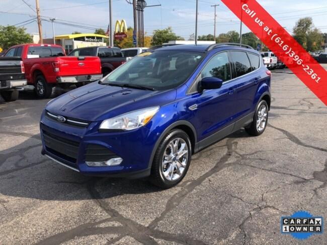 Used 2016 Ford Escape SE SUV For Sale Holland, MI