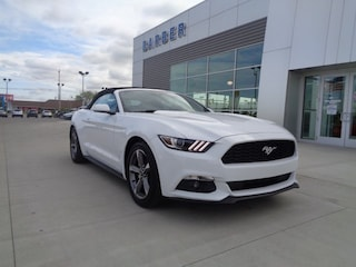 New 2017 Ford Mustang V6 Convertible For Sale Holland MI