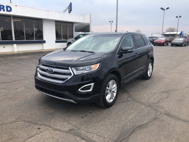 Used 2016 Ford Edge SEL SUV For Sale Holland, MI