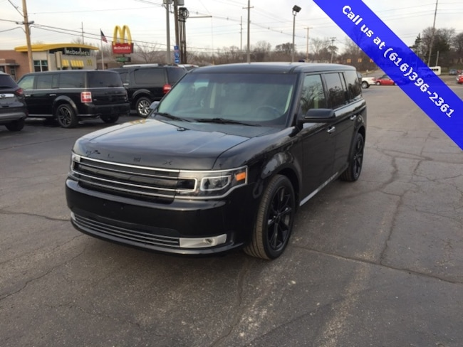 Used 2018 Ford Flex Limited SUV For Sale Holland, MI