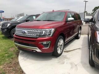 2019 Ford Expedition Max Platinum SUV