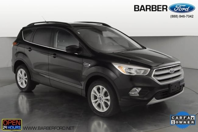 Used 2018 Ford Escape SE SUV For Sale Holland, MI