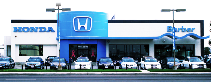 New Honda And Used Car Dealership Serving Delano, ...