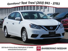 Used 2018 Nissan Sentra SV Sedan in Wallingford CT