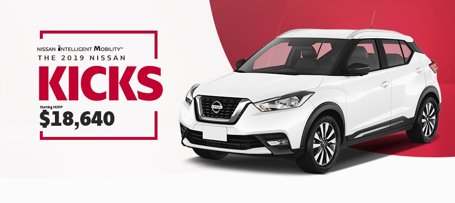 Buy new & used Nissan Kicks Wallingford