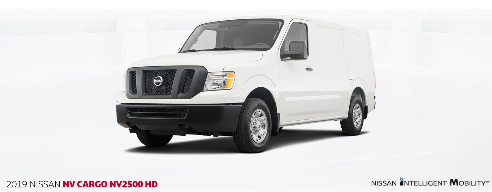 Nissan NV Cargo white Wallingford