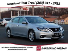 Used 2017 Nissan Altima 3.5 SL Sedan in Wallingford CT